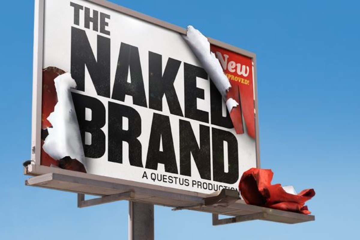 Naked Branding Could Change The World