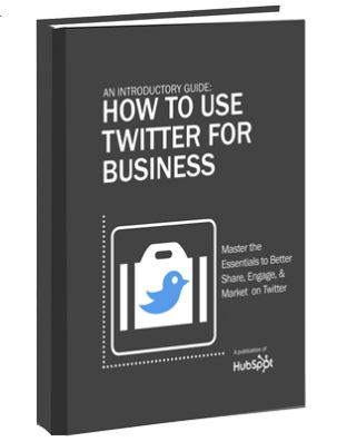 hubspot twitter for biz