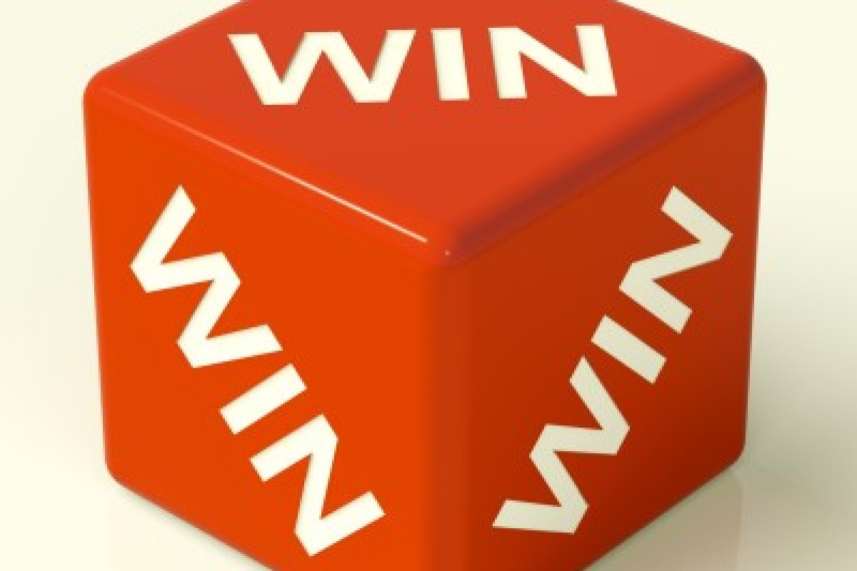 The Big Win-Win.  How to Get What You Want and Deliver More to Your Customers.
