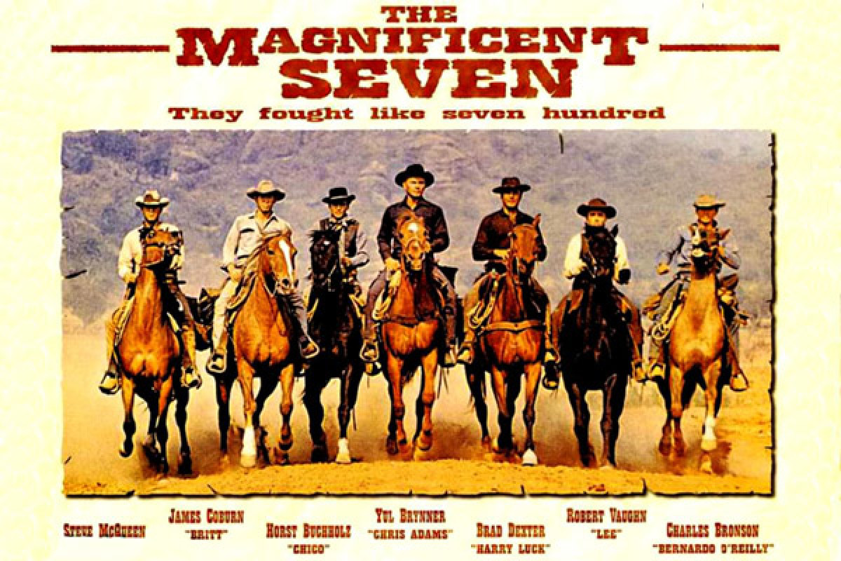 The Magnificent 7 of Marketing